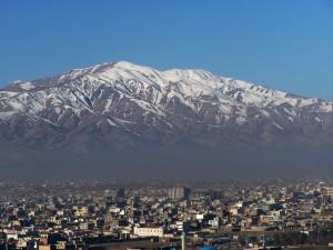 Berge hinter Kabul (Foto: Joe Burger/Creative Commons License)