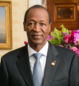 War 27 Jahre lang an der Macht: Blaise Compaoré. Foto: Wiki Commons